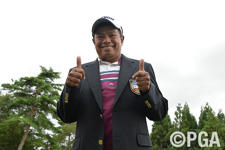 <Photo・FR>完全優勝!P・マークセン