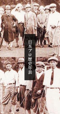 日本プロ歴史年表