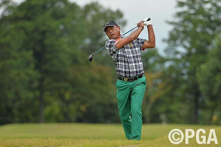【最終ラウンド】 B・ルアンキット ようやく自分のゴルフができたという感じですね!