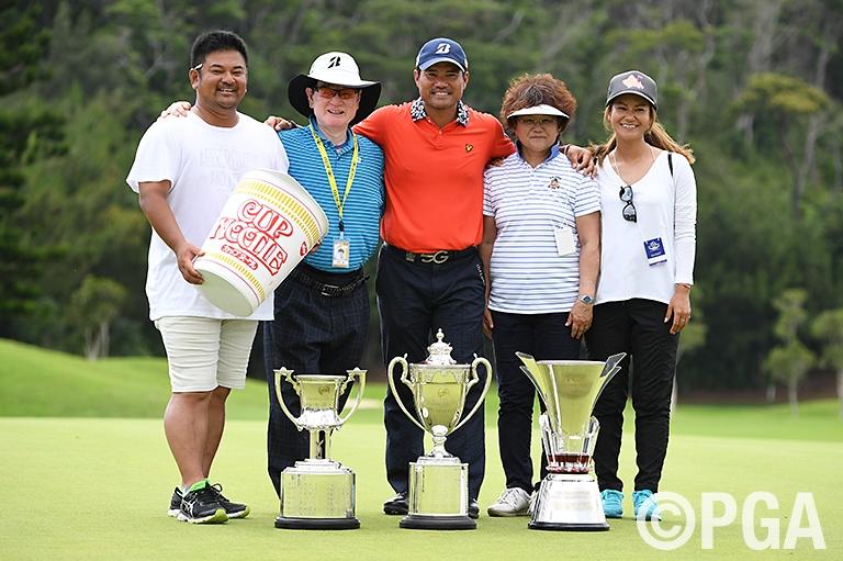 【FR】第85代目プロゴルファー日本一の座に輝いた宮里優作
