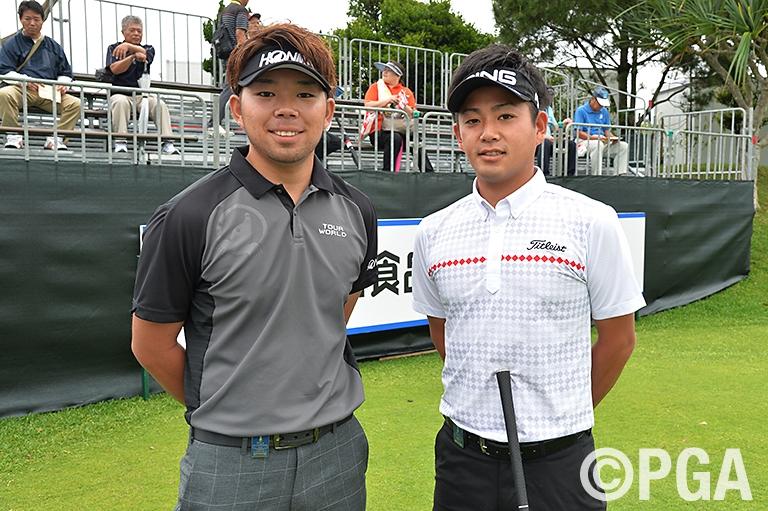 【大会前日】PGAの特別出場資格カテゴリーで戦いに挑む選手たち