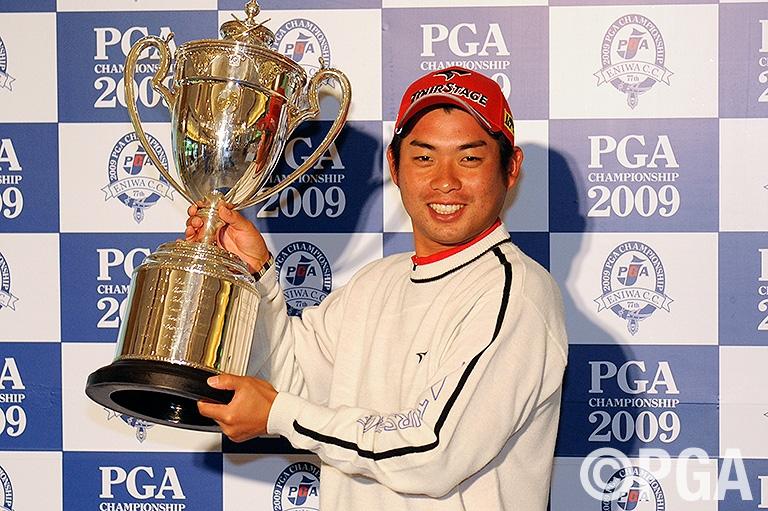 池田勇太:2009年覇者