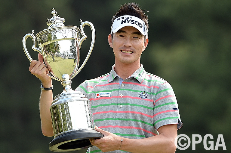 金亨成:2013年覇者