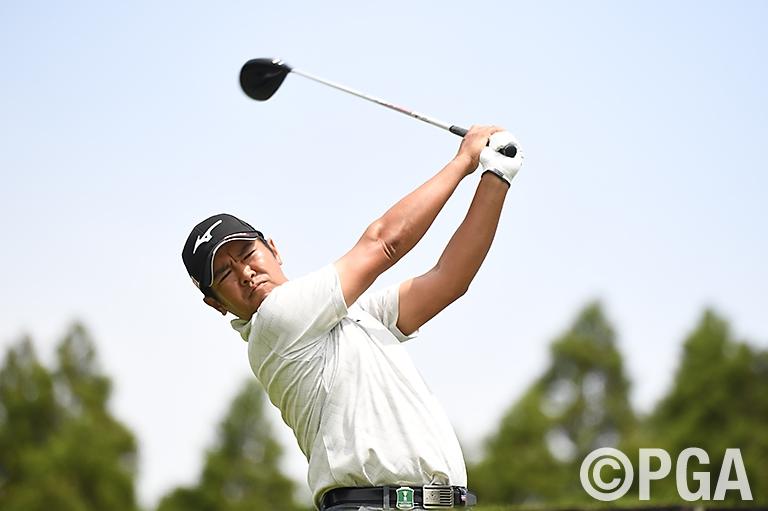 <3R>粘りのゴルフで3位タイの武藤、ショット後の処理能力が試される