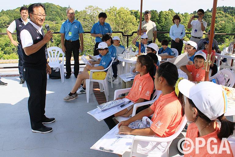 <Photo/3R>PGAジュニアリーグ表彰式の模様を先にお届け