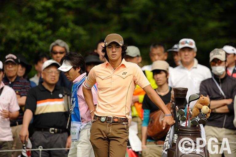石川遼、4年目で日本プロ初予選通過!