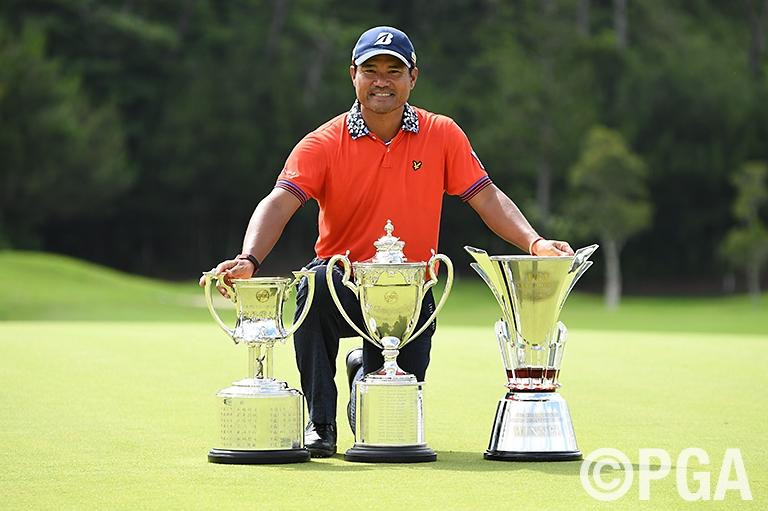 第85代目プロゴルファー日本一の座に輝いた宮里優作