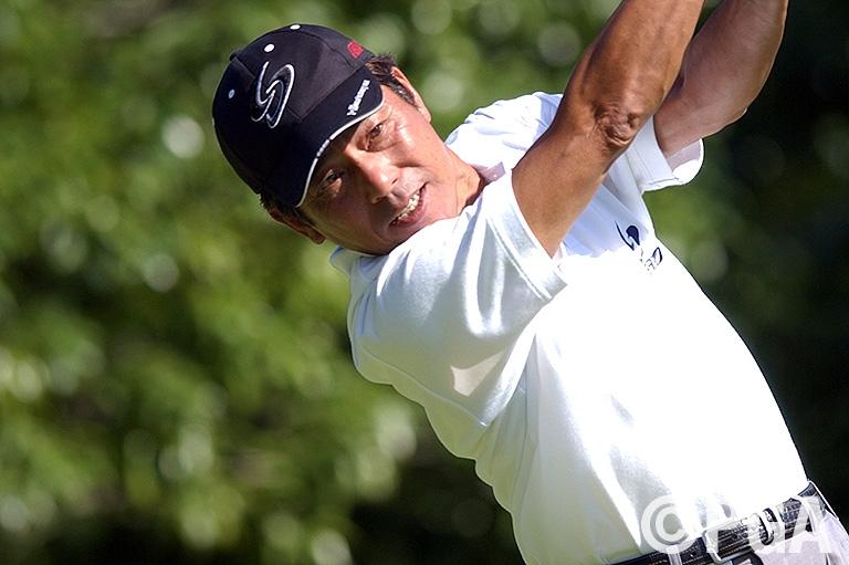 福沢孝秋が2位に3打差をつけて逃げ切り!