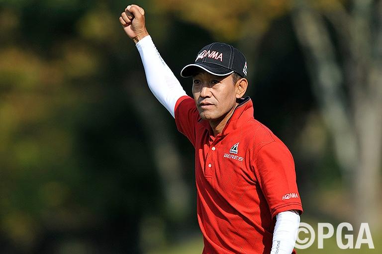 ルーキーイヤーの今年、金は本当にゴルフが楽しいと話す