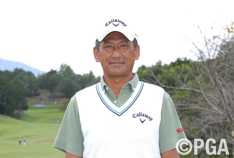 【指定練習日】PGA公式競技優勝の橋口浩一
