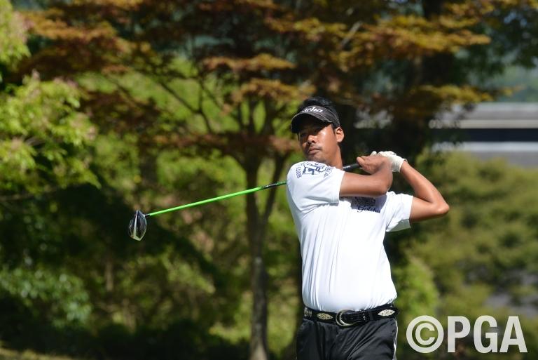<2R>平松は30歳の節目ということもある。今は自分のゴルフを信じるだけ