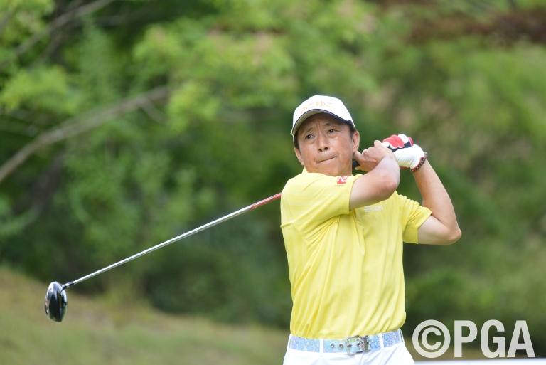 <1R>安全運転ゴルフから、アクセル全開ゴルフで頂点獲りを目指す徳永