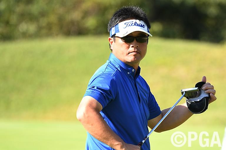 【1R】教え子にも示しのゴルフを!内藤が3年ぶりのタイトル奪還を狙う
