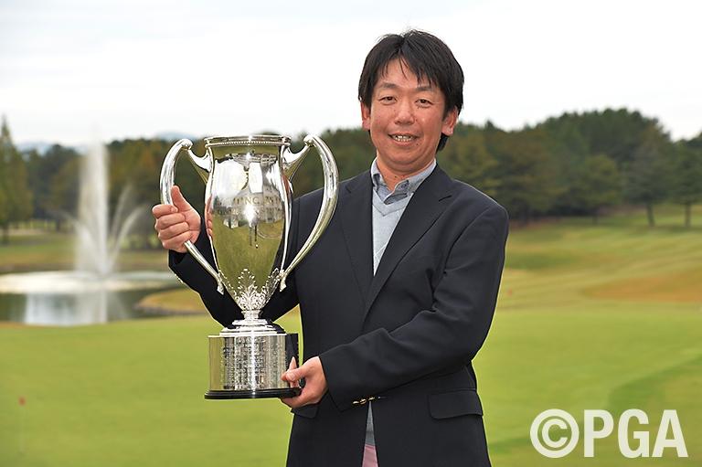 麻田隆司が初タイトルを獲得!