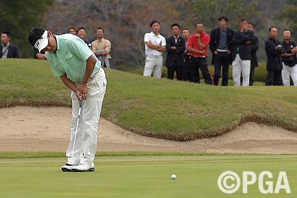 【プレーバック2012】今野忠廣が通算7アンダーで7年ぶり2度目の優勝!
