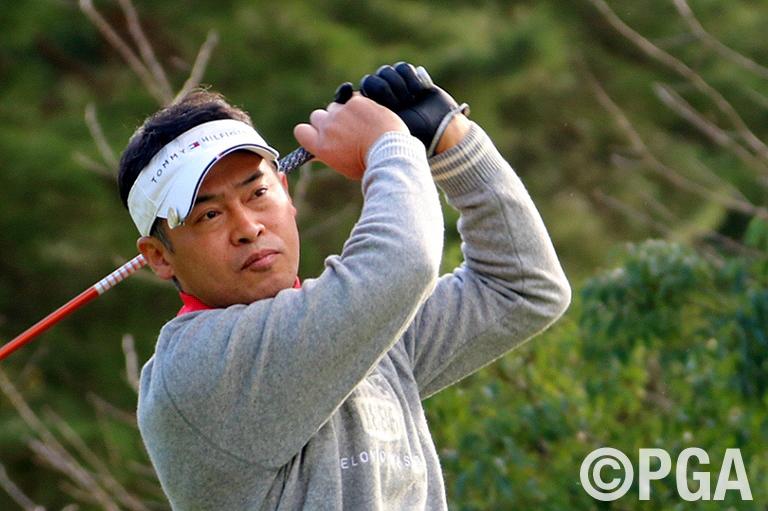 〔Report/1R〕2位タイ大木が地元開催2022日本プロ出場権をかけて戦う