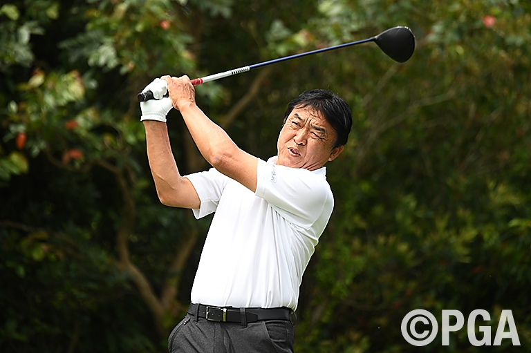 日本 プロ シニア ゴルフ 選手権 2020